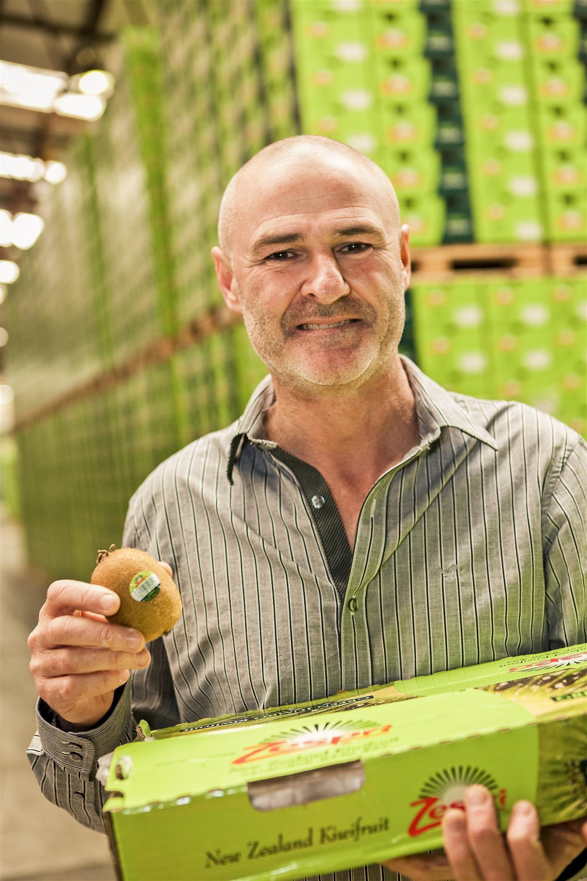 Image of Murray McBride