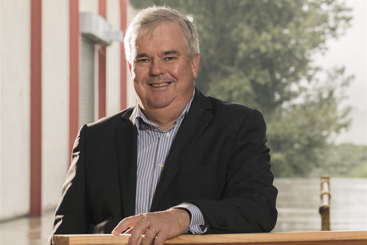 Image of John Loughlin - Chairman